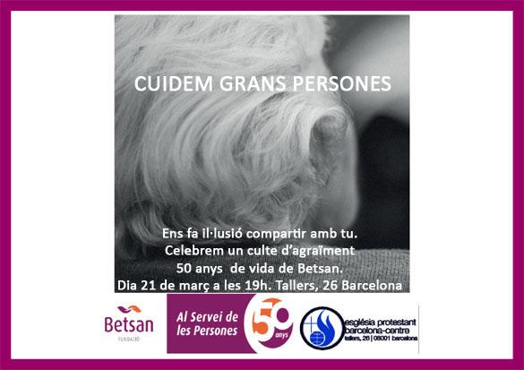 50 aniversari de BetSan